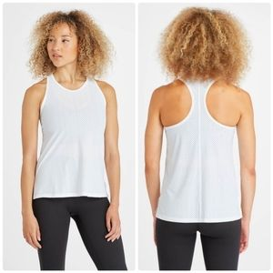 Spanx Perforated Acrive Tank Top size S